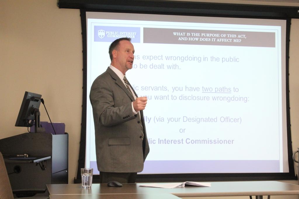 PIC presentation