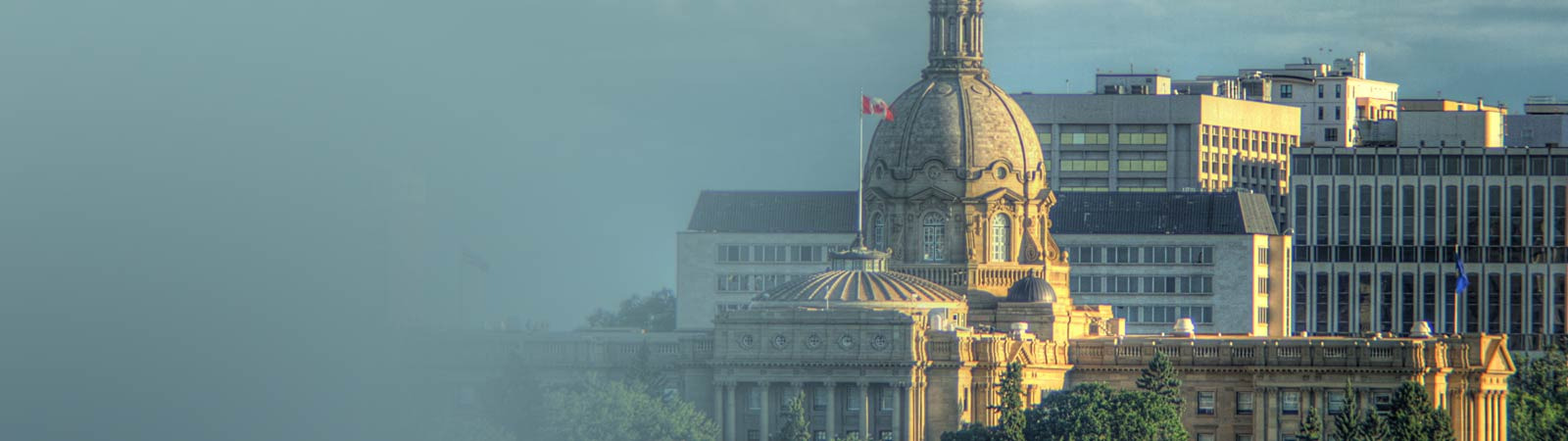 Header Graphic - Legislature of Alberta